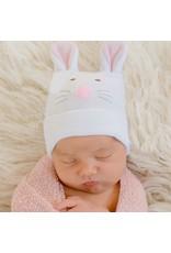 ILYBEAN Ilybean- Happy Pink Bunny Nursery Beanie