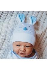 ILYBEAN Ilybean- Happy Blue Bunny Nursery Beanie