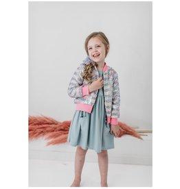 Mila & Rose Mila & Rose- Sprinkles Flip Sequin Jacket
