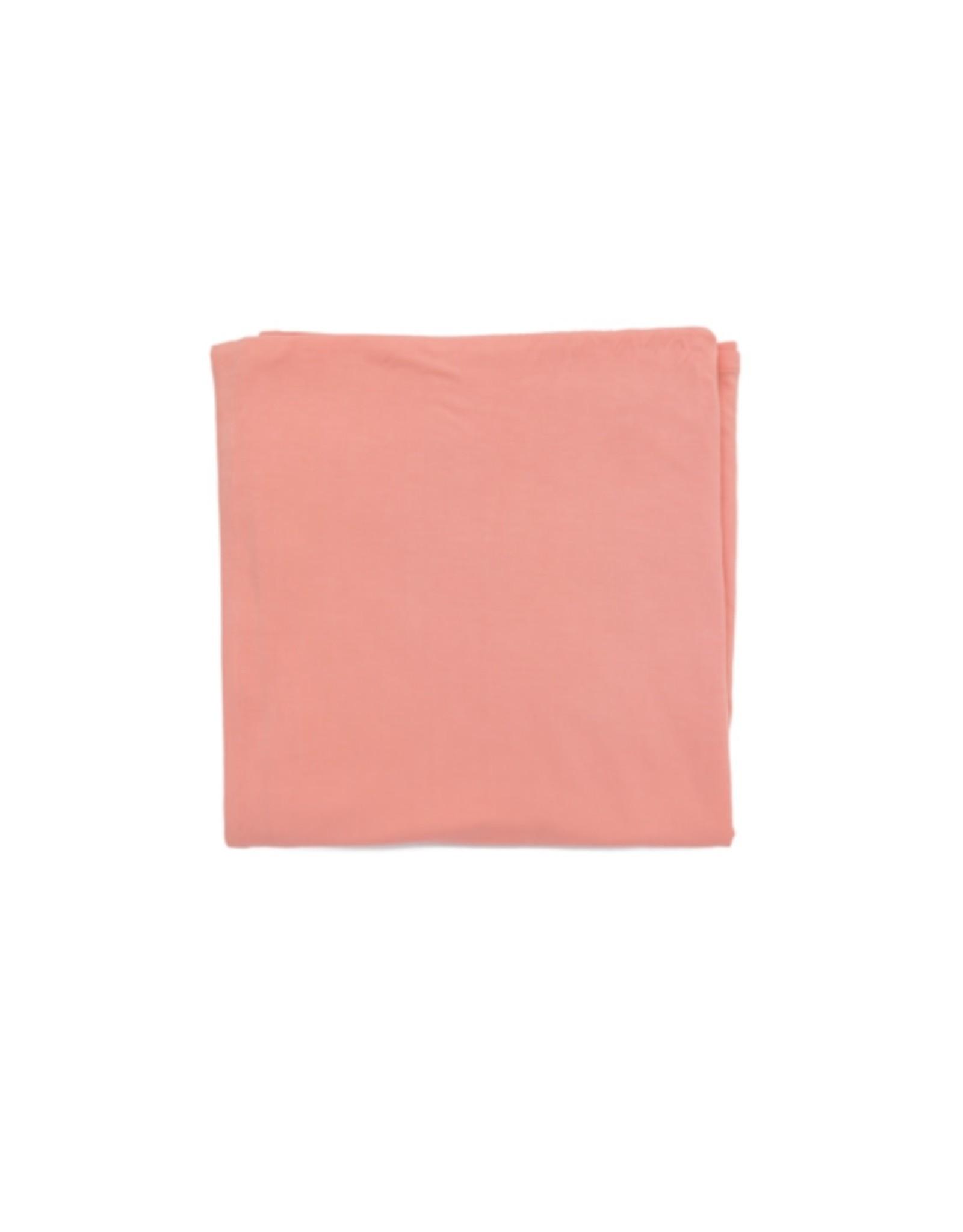 Gigi & Max Gigi & Max - Mila Peach Swaddle Blanket