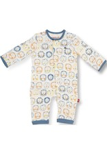 Magnetic Me Magnetic Me- Mane Event Organic Cotton Coverall