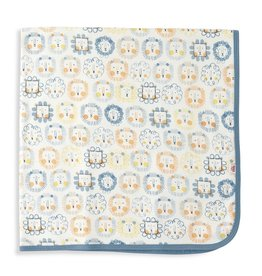 Magnetic Me Magnetic Me- Mane Event Organic Cotton Blanket