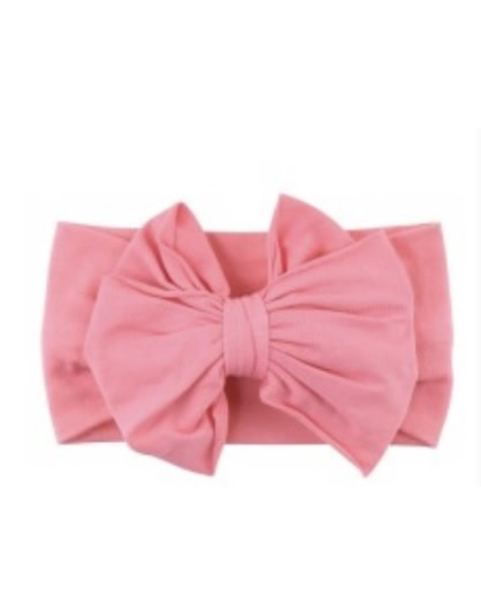 Ruffle Butts Ruffle Butts- Rose Big Bow Headband