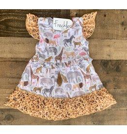 Safari Cheetah Dress