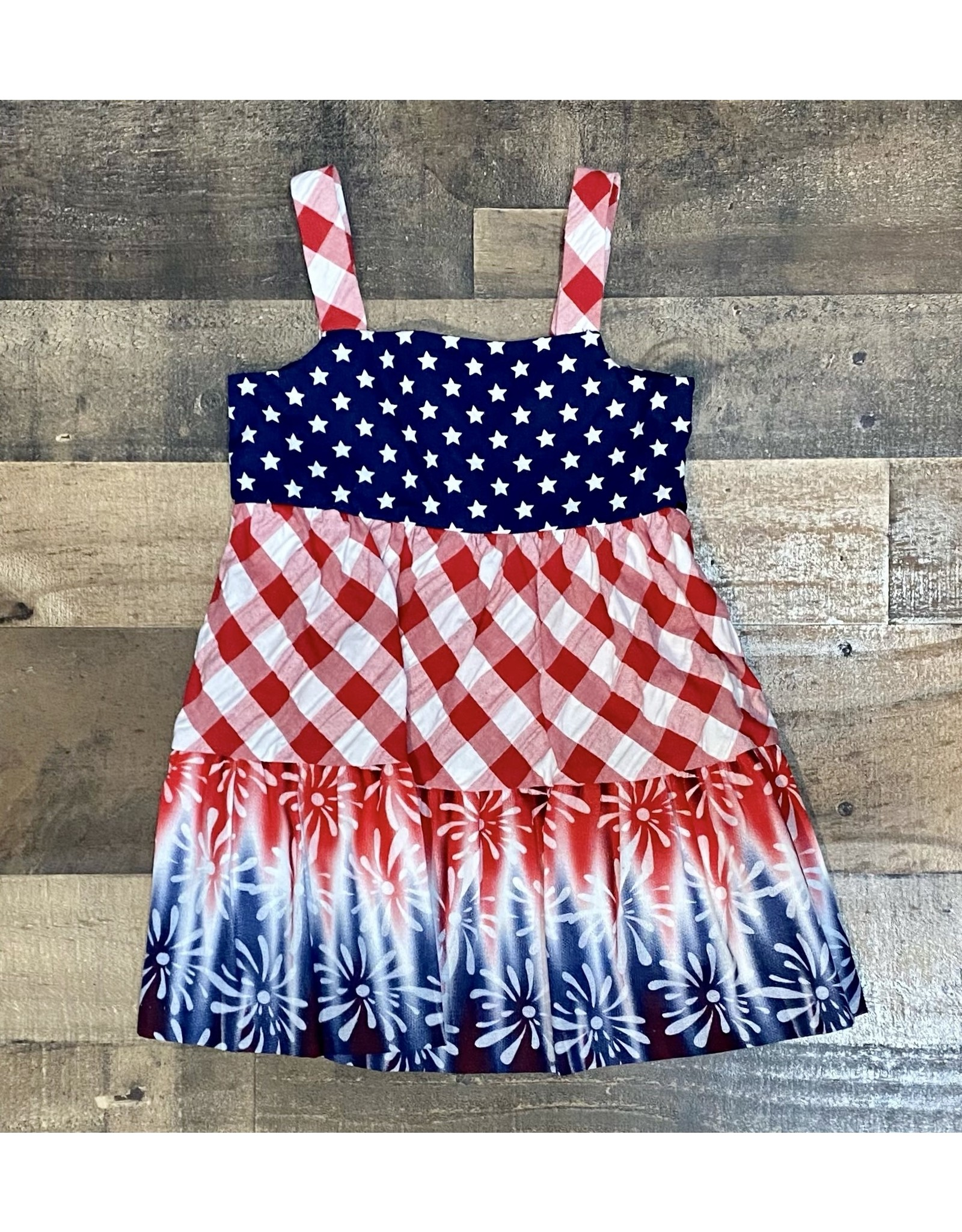 Bonnie  Jean Bonnie Jean- Independence Dress