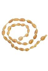 Cherished Moments Cherished Moments- Amber Teething Necklace Honey U-