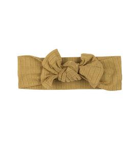 Brave Little Ones Brave Little Ones- Mustard Bow Headband