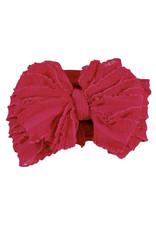 In Awe- Wild Pink Mini Headband