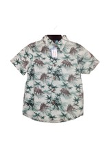 Bear Camp Bear Camp- Milo Dino Print Woven Shirt