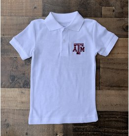 Aggie Embroidered Polo