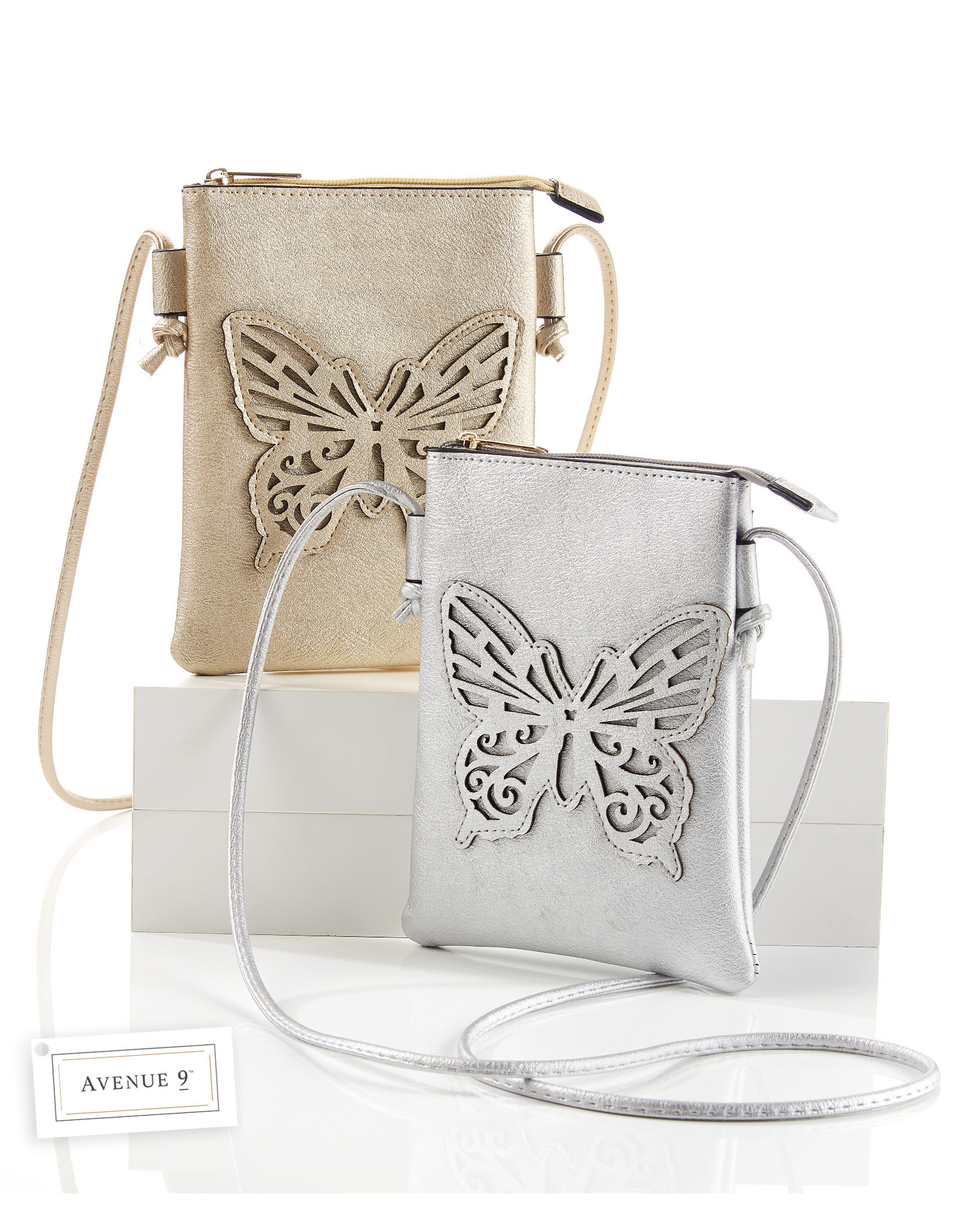 Giftcraft - Butterfly Crossbody Bag