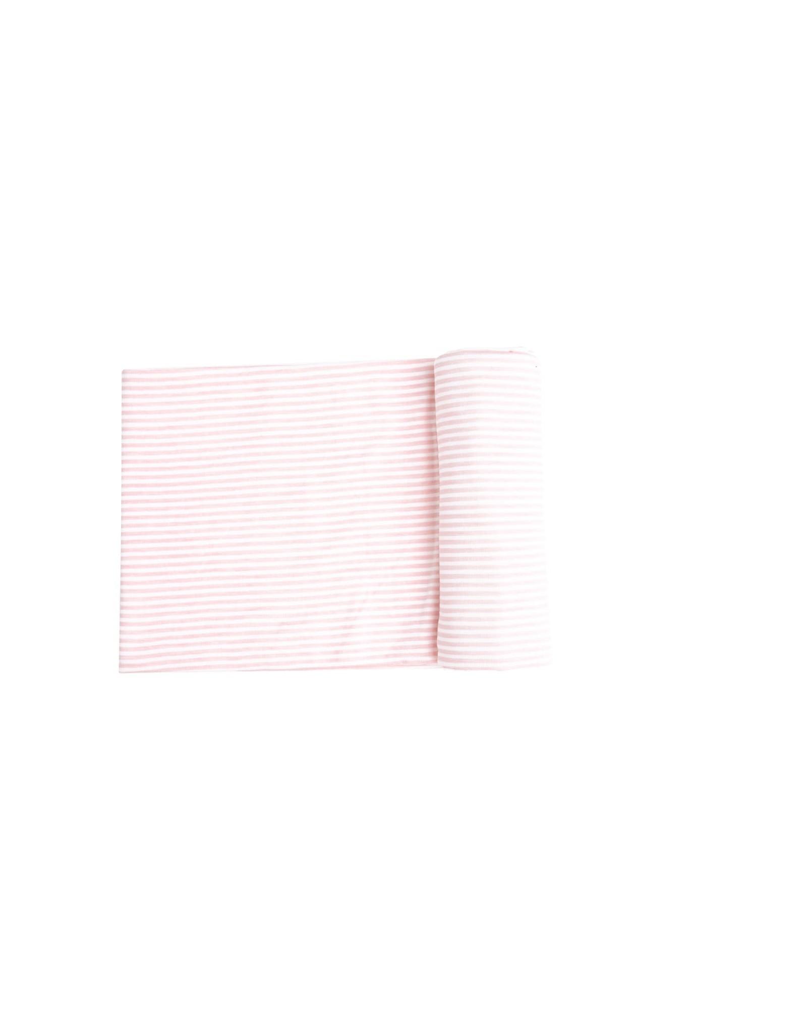 Angel Dear Angel Dear-  Puppy Play Swaddle Blanket Pink 45X45