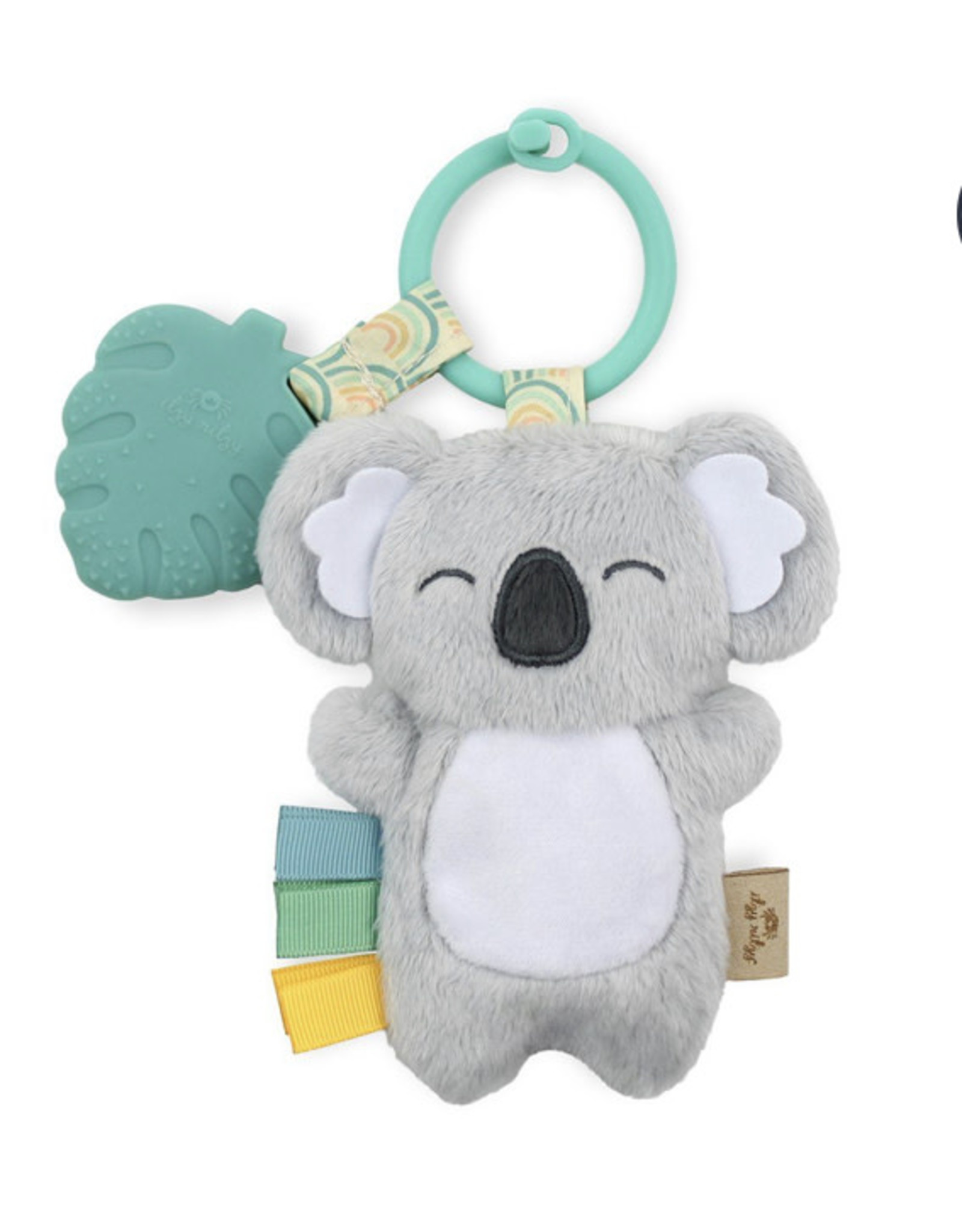 Itzy Ritzy Itzy Ritzy- Pal Plush Teether Koala