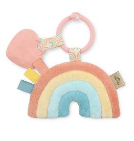 Itzy Ritzy Itzy Ritzy- Pal Plush Teether Rainbow