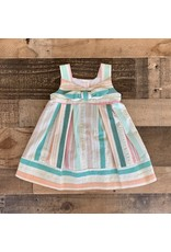Bonnie  Jean Bonnie Jean- Multi Stripe Dress