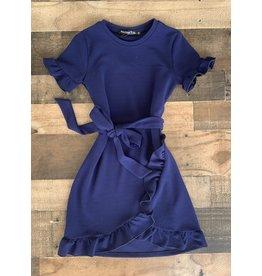 Penelope Tree- Navy Tilly Dress