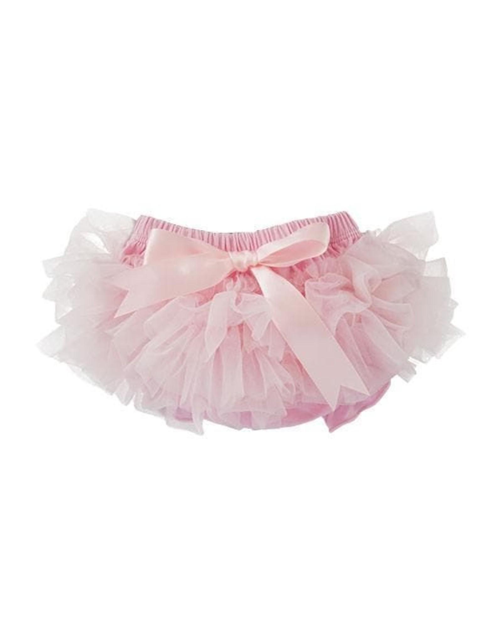 Mila & Rose Mila & Rose- Light Pink Ruffle Tutu Bloomer NB-6M