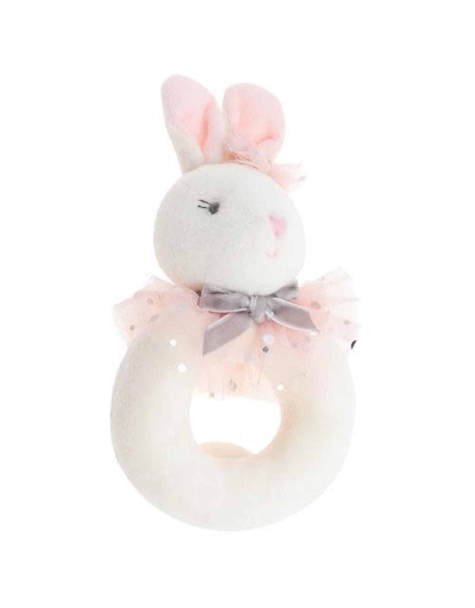 stephen joseph Stephen Joseph- Ring Rattle: Bunny