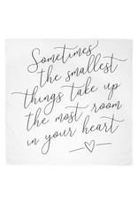 stephen joseph Stephen Joseph- Muslin Blanket: Smallest things...