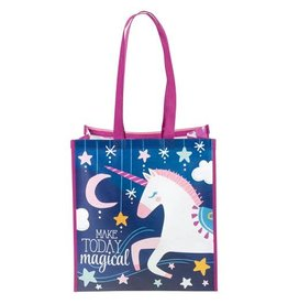 stephen joseph Stephen Joseph- Large Recycled Gift Bag: Unicorn