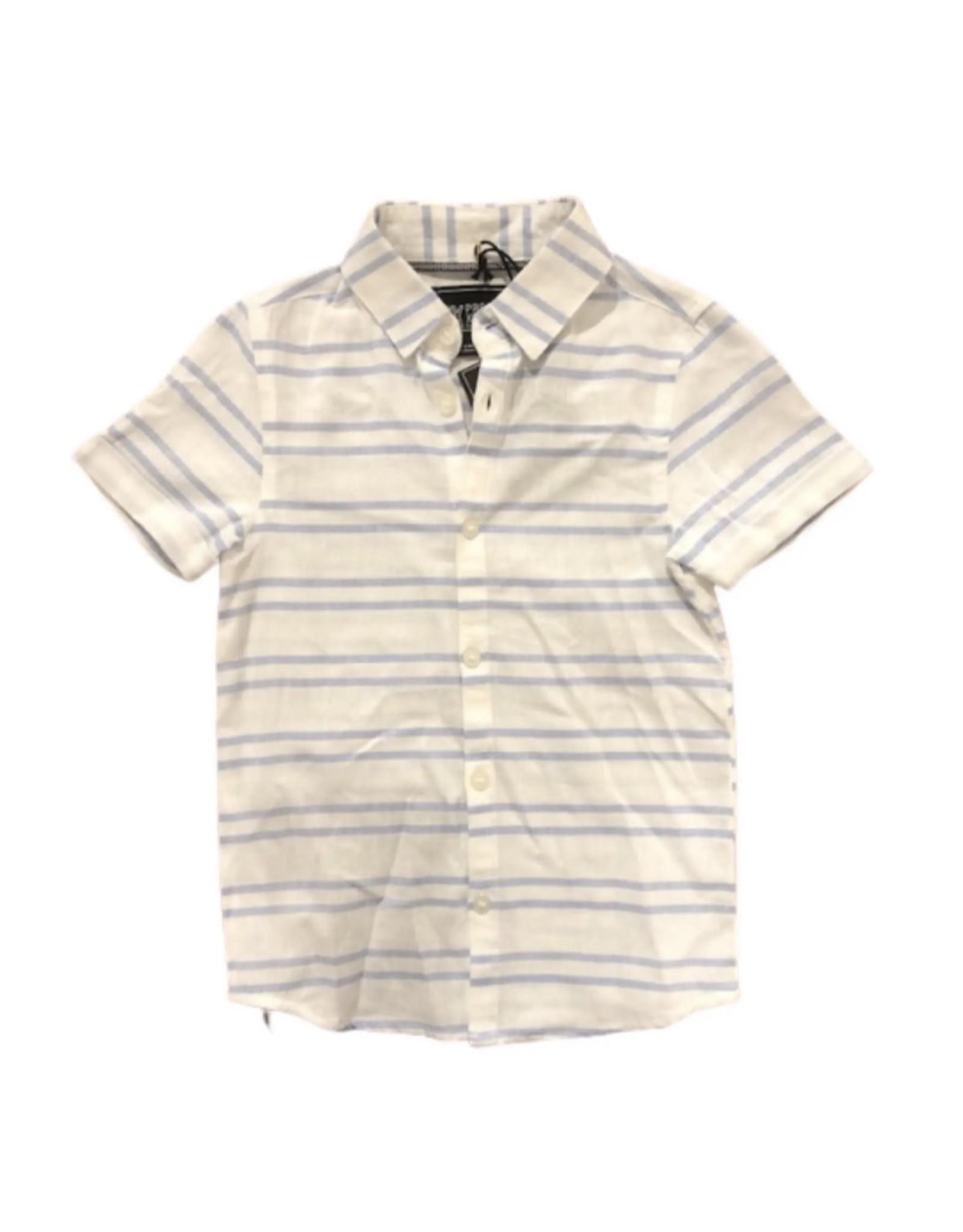 Bear Camp Bear Camp- Melvin Horizontal Stripe Woven Shirt