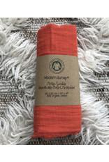 Modern Burlap Modern Burlap- Organic Cotton Wildfire Swaddle