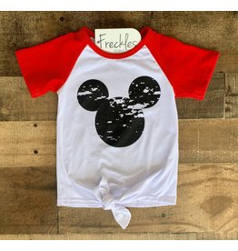 Mickey Tie Front Shirt