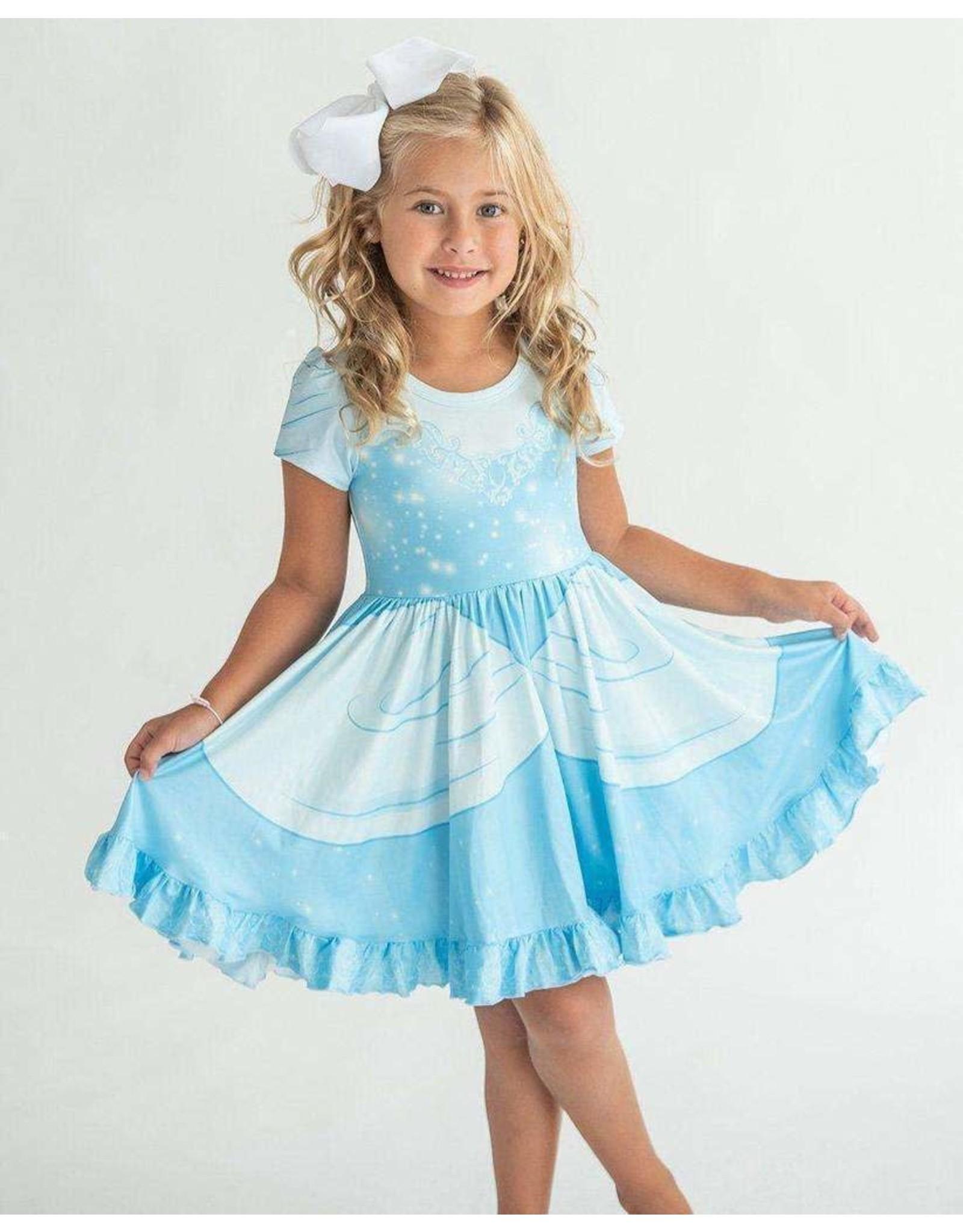 Charlies Project Charlie's Project- Cinderella Princess Soft-Tec Twirl Dress