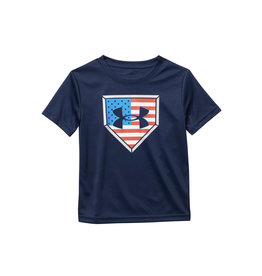 Under Armour Under Armour- Flag Homeplate SS