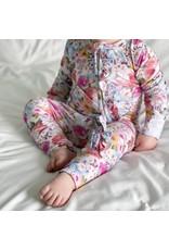 Gigi & Max Gigi & Max- Brooke Floral Ruffle Zip