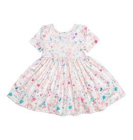 Mila & Rose Mila & Rose- Terrazzo Twirl Dress