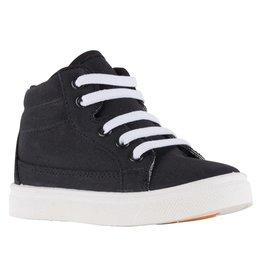 Oomphies Oomphies- Tyler High Top Sneaker: Black