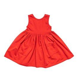 Mila & Rose Mila & Rose- Red Tank Twirl Dress