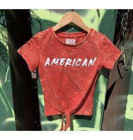 Crumb Snatcher- American Tie Front
