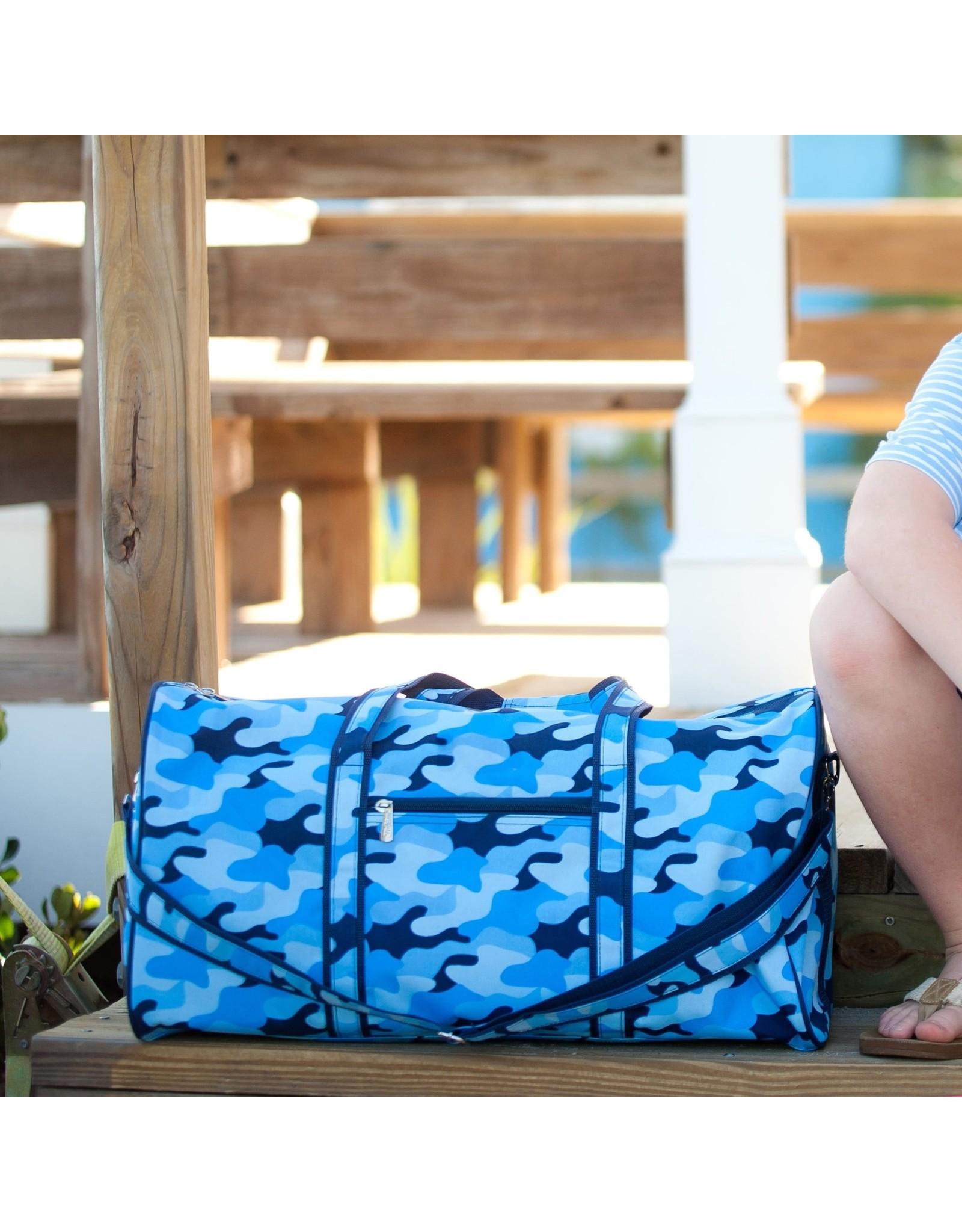Cool Camo Duffle Bag
