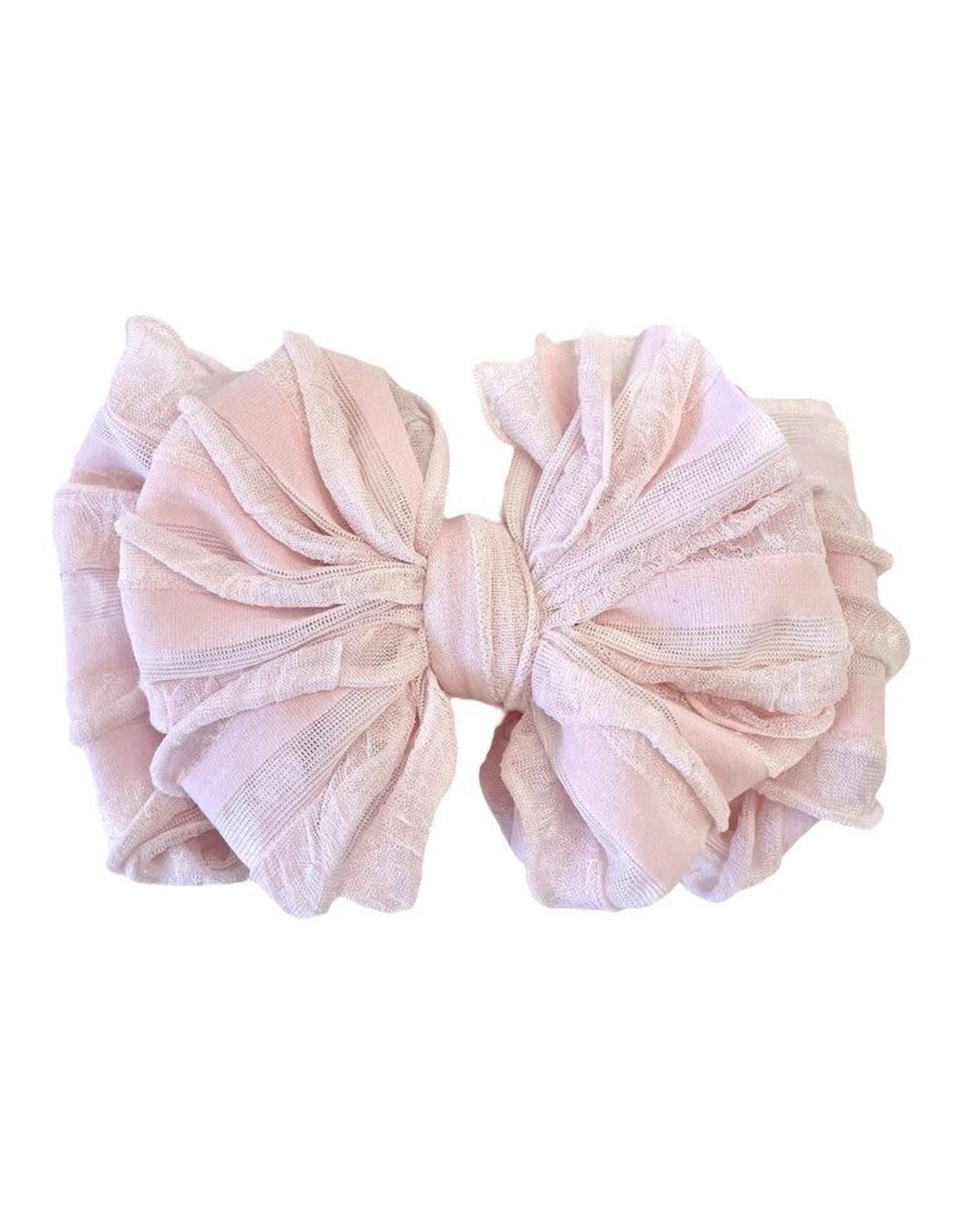 In Awe- Sweet Pink Headband