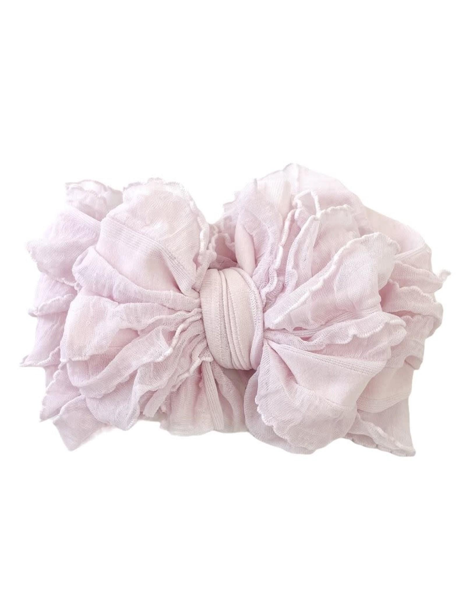 In Awe- Baby Pink Headband