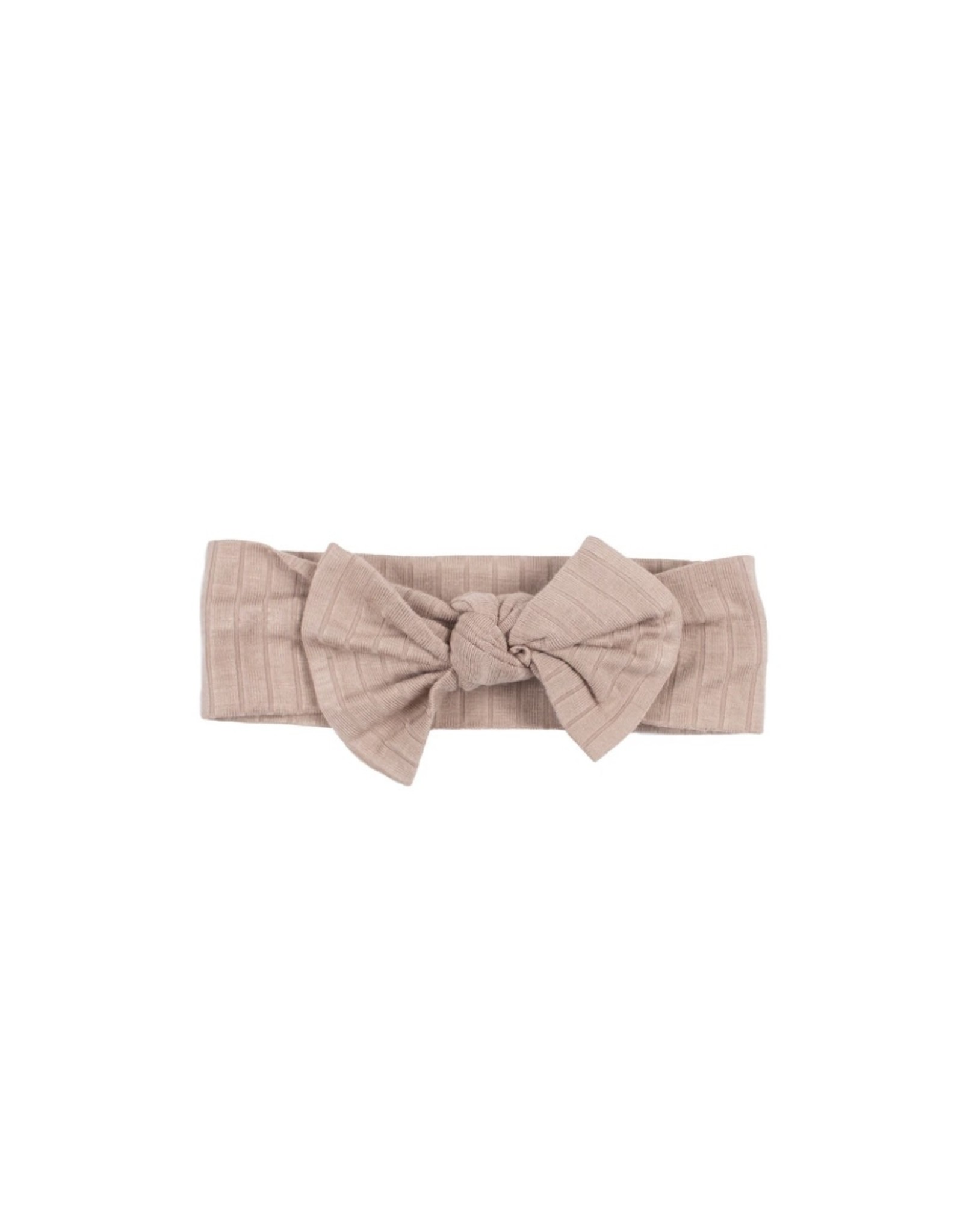 Brave Little Ones Brave Little Ones- Rosewood Bow Headband