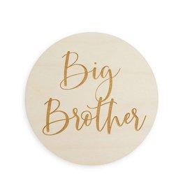 Village Baby Village Baby- Big Brother Sign