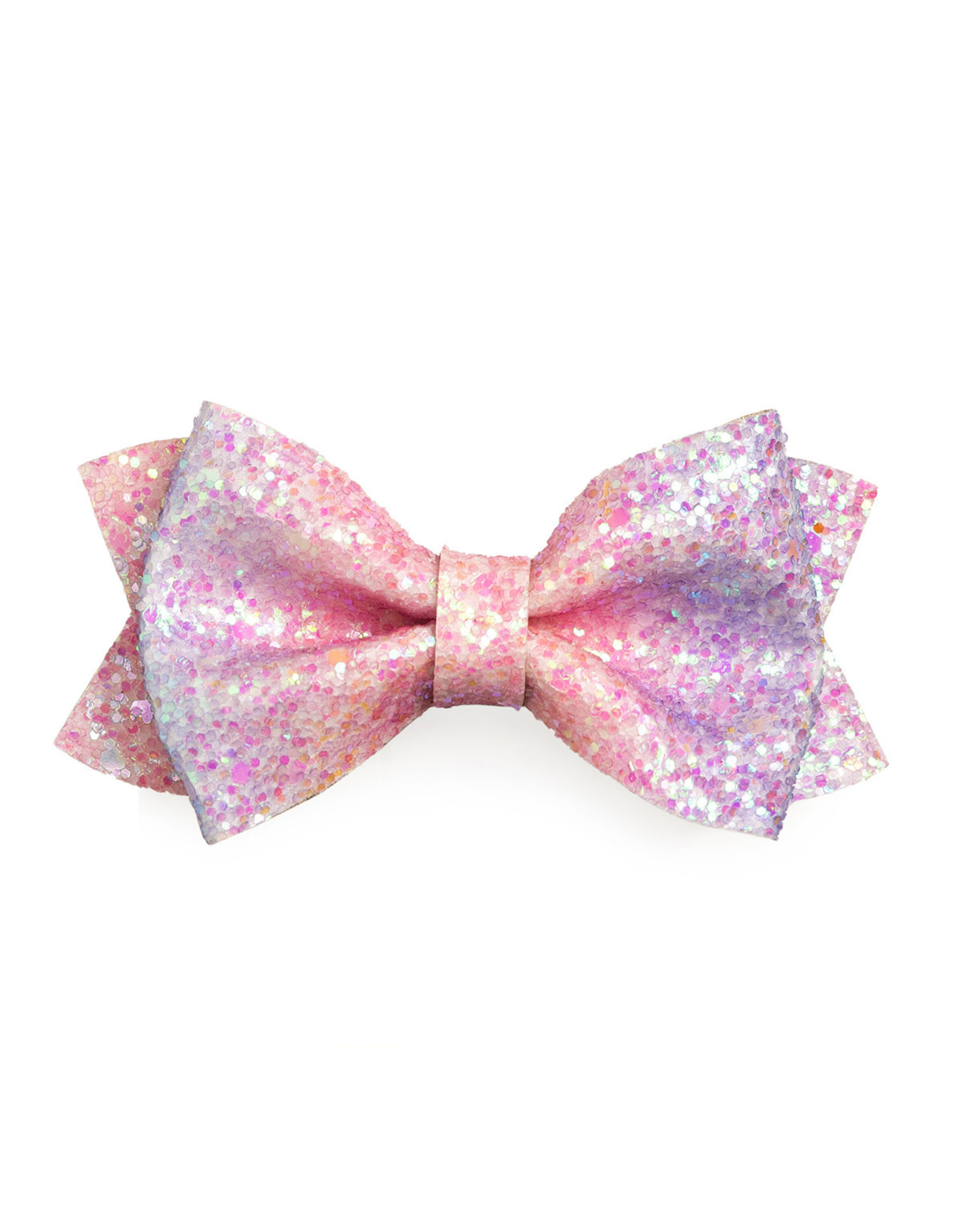 Sweet Wink- Pink Dream Bow Clip