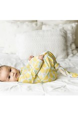 Little Sleepies Little Sleepies- Lemons Bamboo Knotted Gown
