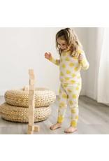 Little Sleepies Little Sleepies- Sunshine Two-Piece Bamboo Pajama Set