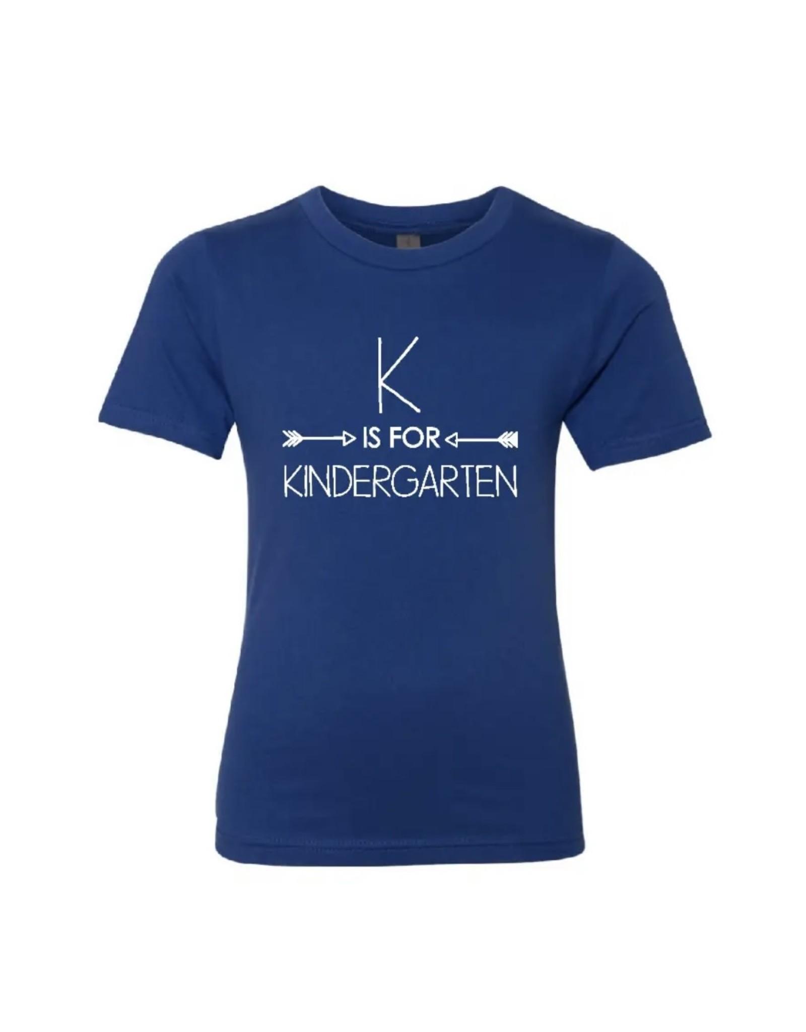 Little Hoot- K is for Kindergarten: Royal