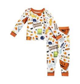 Mudpie Mud Pie- Halloween Candy Pajamas