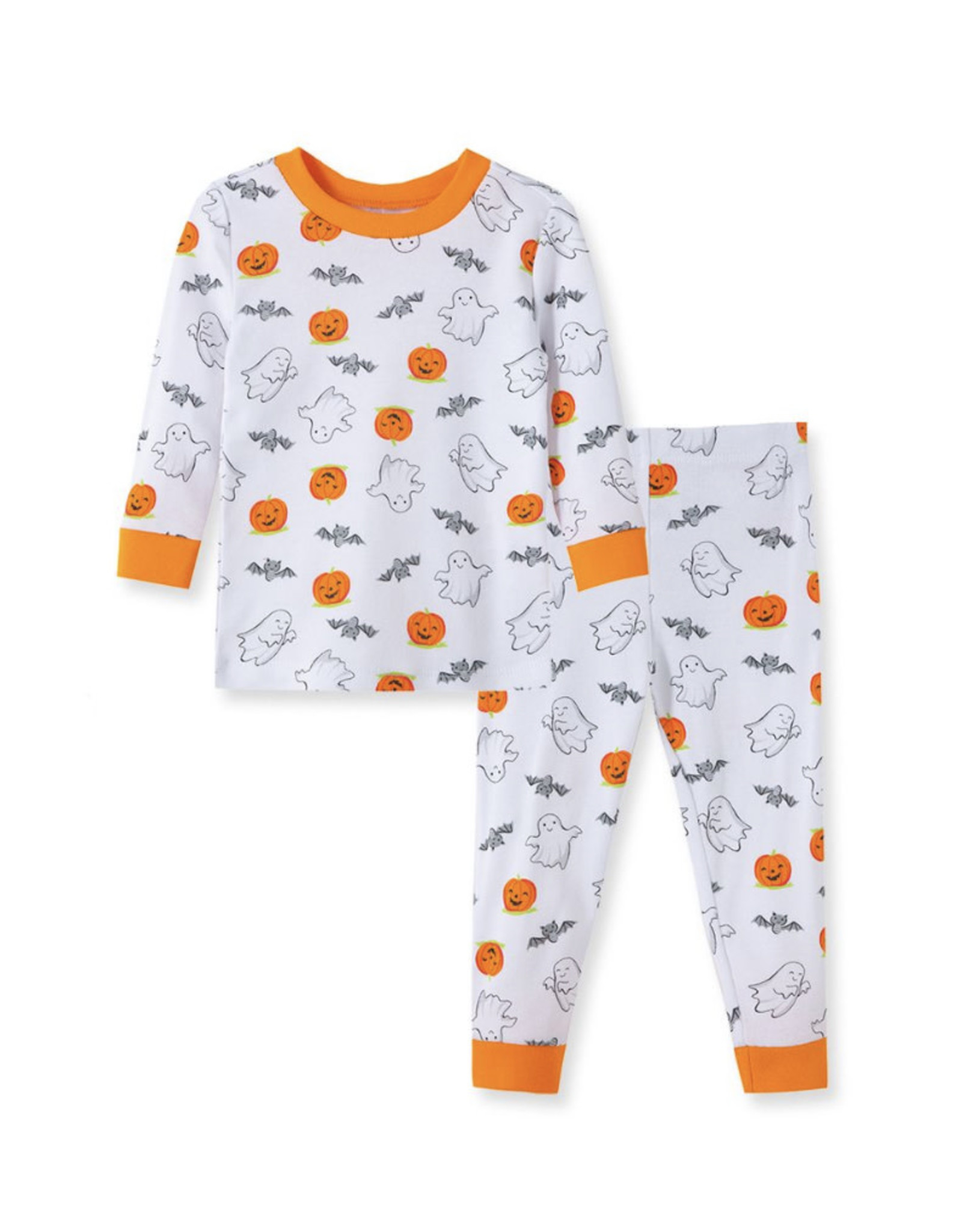 Little Me Little Me- Halloween 2PC Pajamas