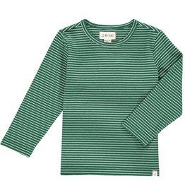 Me & Henry Me & Henry- Alcoa Tee Green Stripe