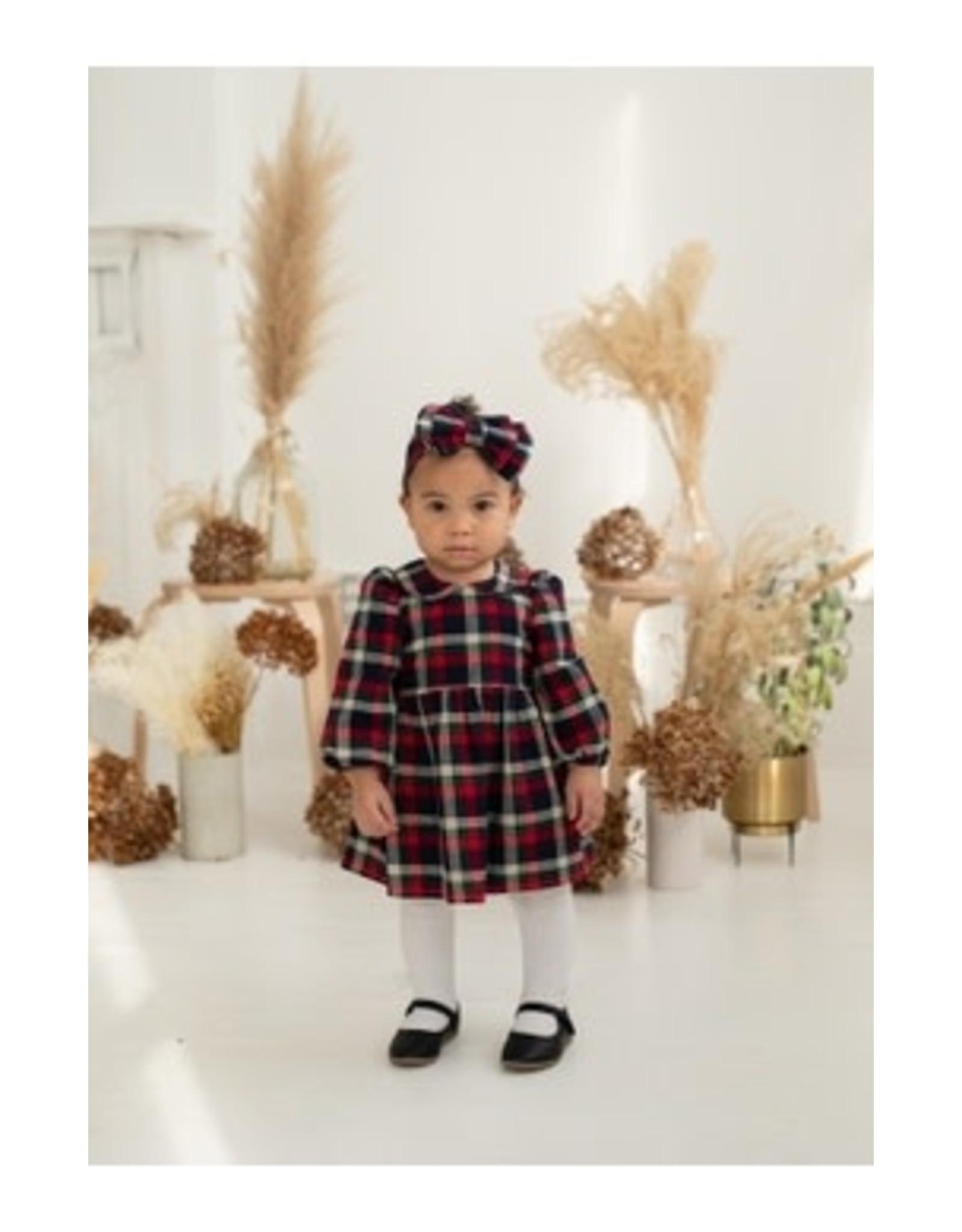 Mabel & Honey Mabel & Honey- Kind Heart Woven Dress