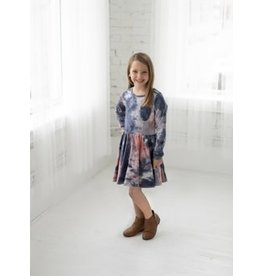 Mabel & Honey Mabel & Honey- Bella Beauty Knit Dress