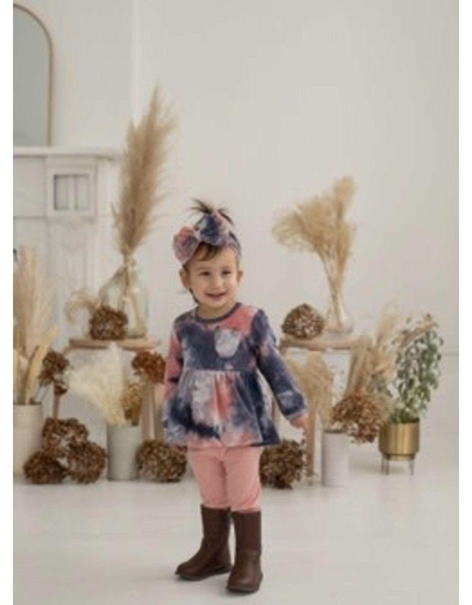 Mabel & Honey Mabel & Honey- Bella Beauty Knit 2PC Set