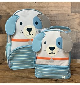 stephen joseph Stephen Joseph- Sidekick Backpack & Lunch Pal Set: Dog